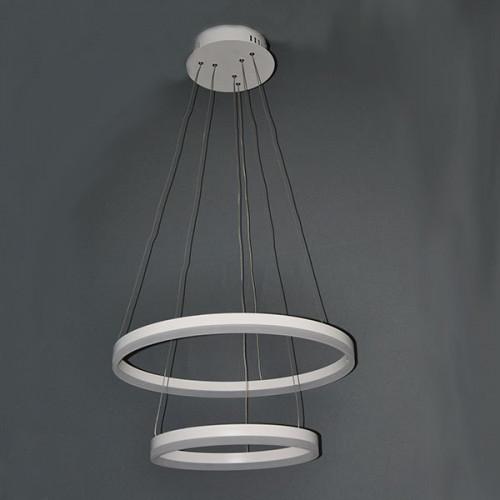 LED люстра с пультом 4500К WL-015366