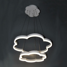 LED люстра с пультом 50W 4500К WL-015372