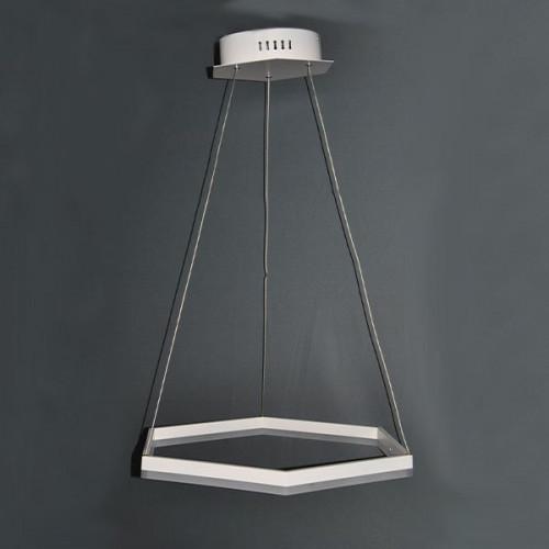 LED люстра с пультом 30W 4500К WL-015371