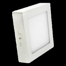 Светодиодный светильник Накладной Квадрат 24W 30х30см