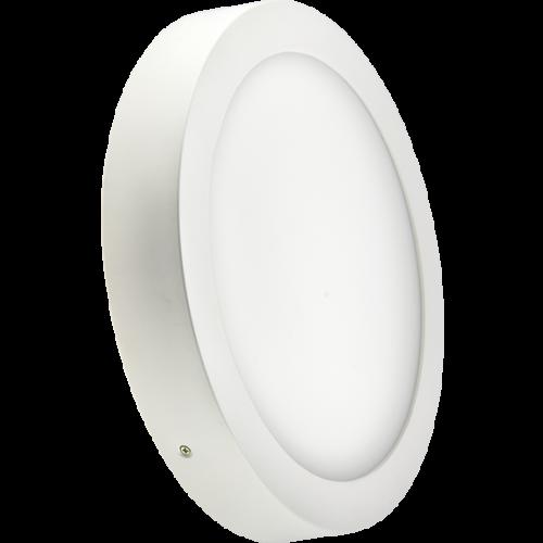 Светодиодный светильник Накладной Круг 24W 30см