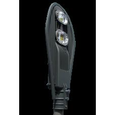 Уличный светодиодный фонарь COB 100W
