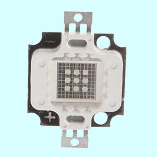 Светодиодная матрица LED 10Вт 6200К 1100Лм 450-460nm(синий)