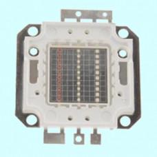 Светодиодная матрица LED 30Вт 6500К 2720Лм 450-460nm(синий)