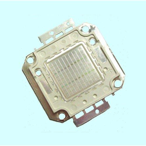 Светодиодная матрица LED 30Вт 6500К 2720Лм 515-530nm(зеленый)