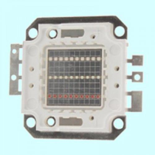 Светодиодная матрица LED 30Вт 6500К 2720Лм 620-630nm(красный)