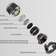 Фільтр Ideal Lux DYNAMIC FILTER ELLIPTICAL 208688