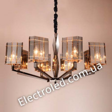 Люстра Top Glass 6-light Chandelier by Officina Luce