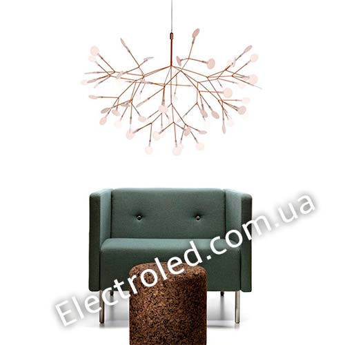 Люстра Moooi Heracleum 2 Small D50cm by Bertjan Pot