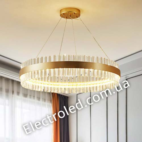 Люстра Curzon Street Drum Chandelier D800mm by Bella Figura