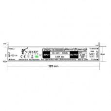 Драйвер Viokef WARDROBE LIGHTING SYSTEM 4182200