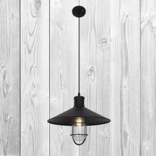 Подвесной светильник ЛОФТ PL079152-1 BK (360)