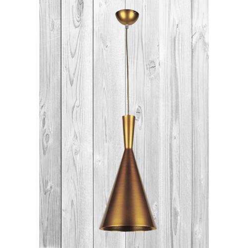 Подвесной светильник ЛОФТ PL2042001-1 золотой