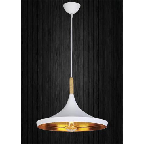 Подвесной светильник ЛОФТ PL526602B-1 WH