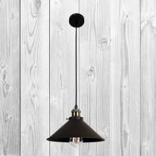 Подвесной светильник ЛОФТ PL526855-1 BK (300)