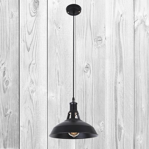Подвесной светильник ЛОФТ PL079183-1 BK (260)