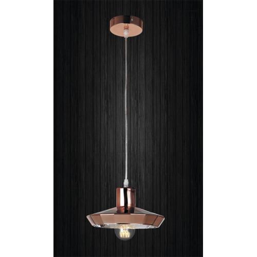 Подвесной светильник ЛОФТ PL2081284-1 GD