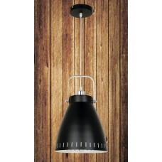 Подвесной светильник ЛОФТ PL518026L-1 MBK