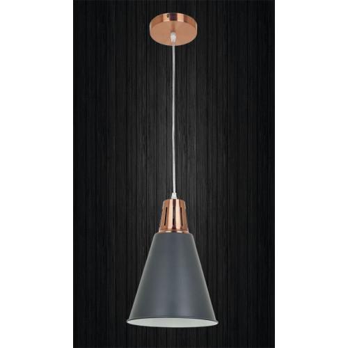 Подвесной светильник ЛОФТ PL518099-1 RC+SGY