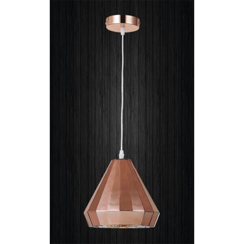 Подвесной светильник ЛОФТ PL2081285-1 GD