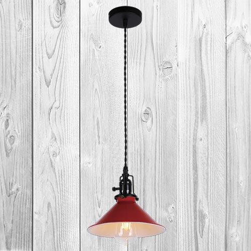 Подвесной светильник ЛОФТ PL527319-1 RED