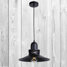 Подвесной светильник ЛОФТ PL529070-1 BK