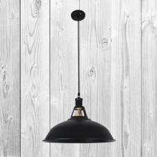 Подвесной светильник ЛОФТ PL079183-1 BK (390)