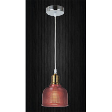 Подвесной светильник ЛОФТ PL2081292-1 RED/GREEN