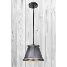 Подвесной светильник ЛОФТ PL20P81448-1 GRAY текстура текстура нешлифованного металла