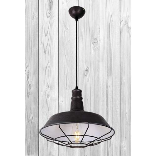 Подвесной светильник ЛОФТ PL46WXA044-1 RUST
