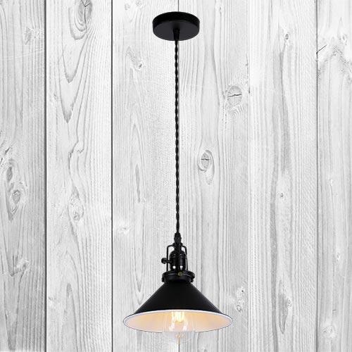 Подвесной светильник ЛОФТ PL527320-1 BK