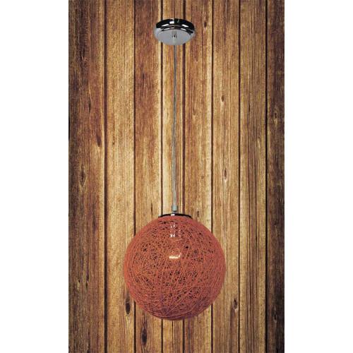 Подвесной светильник ЛОФТ PL2043001-1 оранжевый