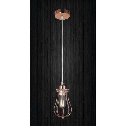 Подвесной светильник ЛОФТ PL20P4033-1 GD