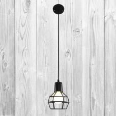 Подвесной светильник ЛОФТ PL079002-1 BK
