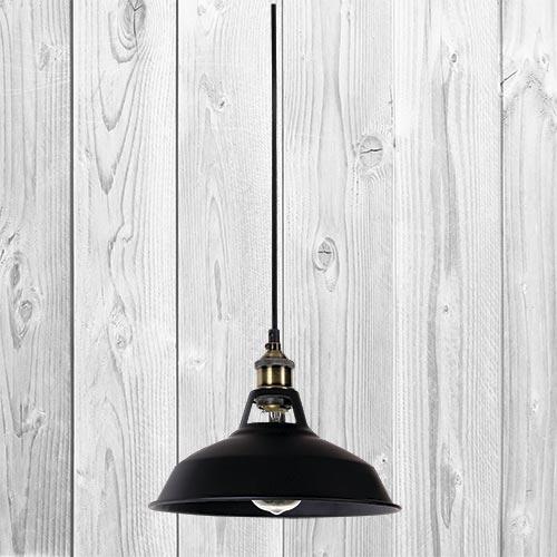 Подвесной светильник ЛОФТ PL526857-1 BK