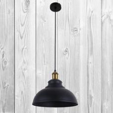 Подвесной светильник ЛОФТ PL526858-1 BK