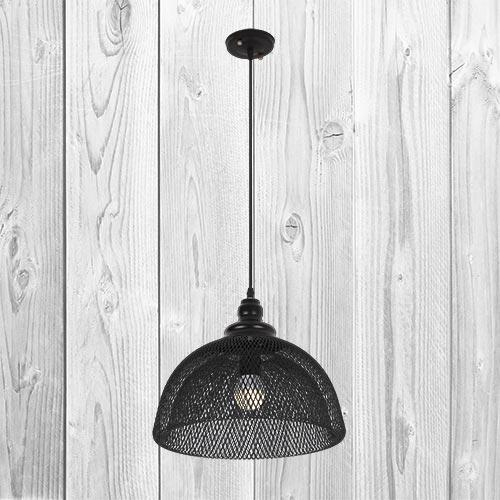 Подвесной светильник ЛОФТ PL079149-1 BK