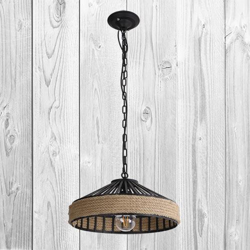 Подвесной светильник ЛОФТ PL079271-1 BK