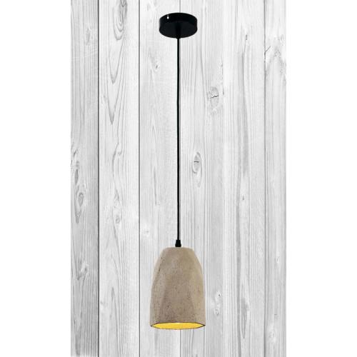 Подвесной светильник ЛОФТ PL2081390-1 Бетон