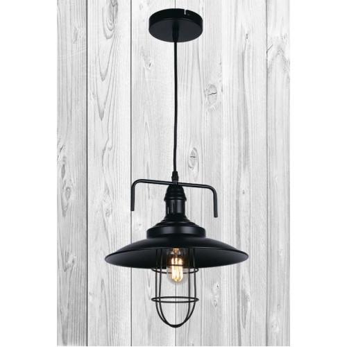 Подвесной светильник ЛОФТ PL50MD23167-1 BK