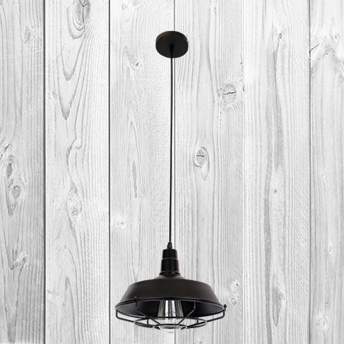 Подвесной светильник ЛОФТ PL526862-1 BK (270)