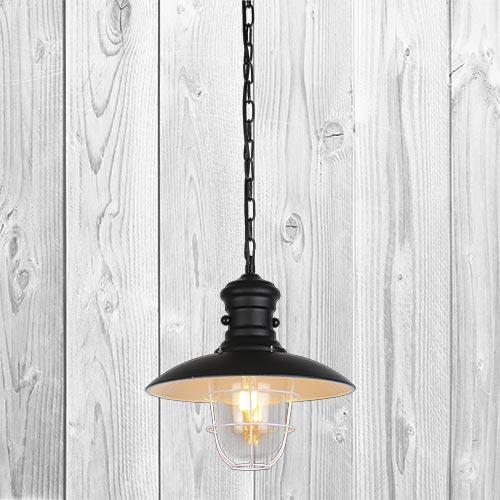 Подвесной светильник ЛОФТ PL529102-1 BK