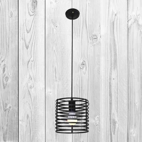Подвесной светильник ЛОФТ PL079150-1 BK