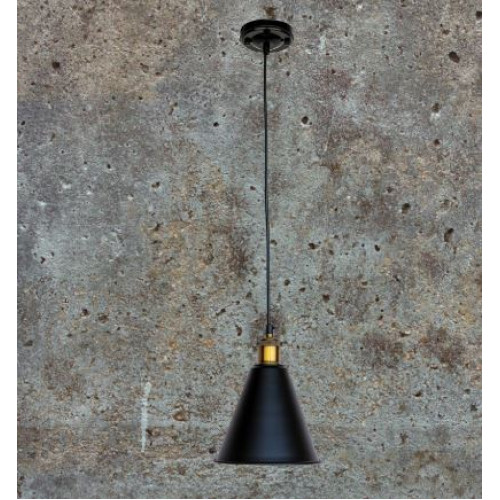 Подвесной светильник ЛОФТ PL07P101F11-1 BK