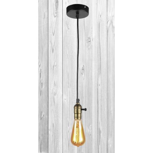 Подвесной светильник ЛОФТ PL5041076-1