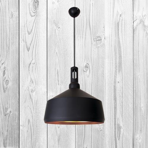 Подвесной светильник ЛОФТ PL526832-1 BK