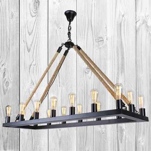 Подвесной светильник ЛОФТ PL529361-16