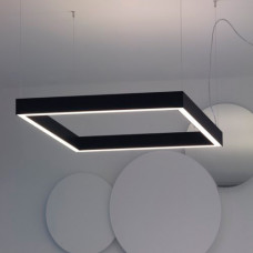 Светодиодный светильник в алюминиевом профиле Prima Tech Kube Standart 1000х1000