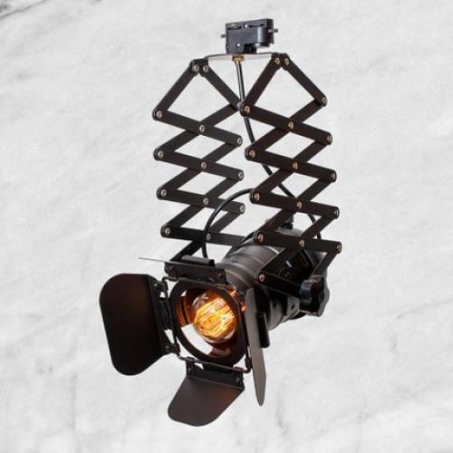 Прожектор на треке PL5214 BK