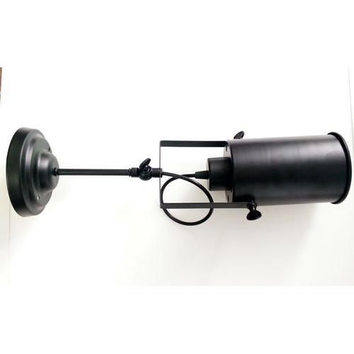 Прожектор в стиле лофт PL521207А-1 BK